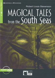 magical tales from the south seas 多聴多読ステーション 立ち読み